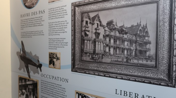History of the Ommaroo Hotel In Jersey