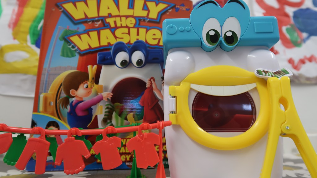 Wally The Washer {Review}