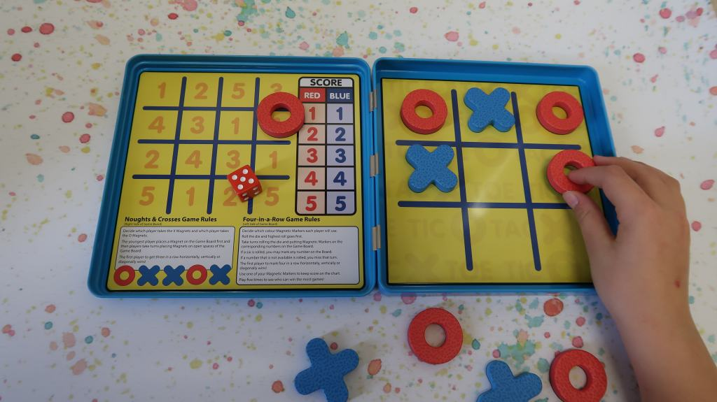 Take 'N' Play Games {Review}