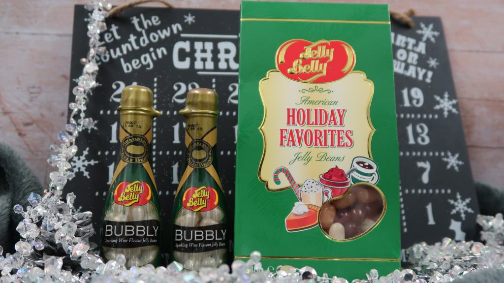 A Taste Of Christmas With Jelly Belly Holiday Favourites {Review}