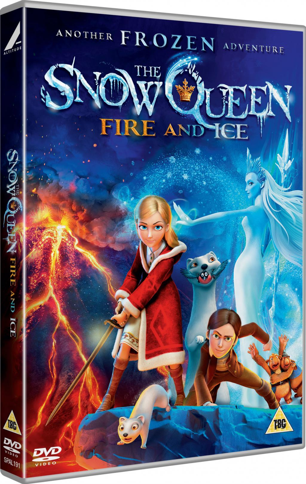 The Snow Queen: Fire And Ice {Review}