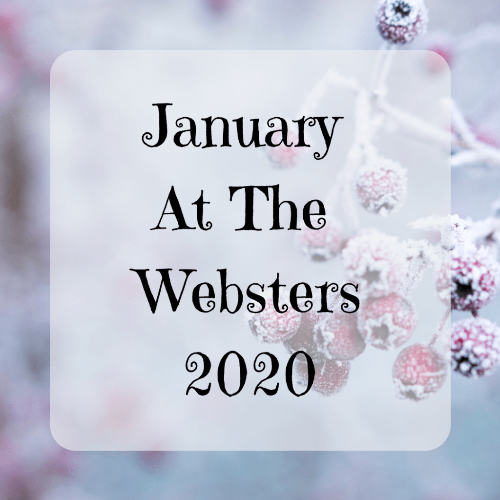 January Monthly Round-Up {2020}