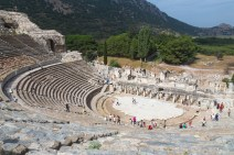 The Amphitheatre, Ephesus