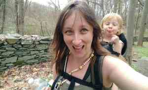 Hiking Locust Grove x 2
