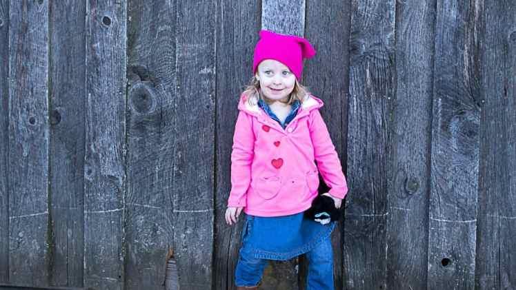 Abby Girl at Pine Ridge Dude Ranch