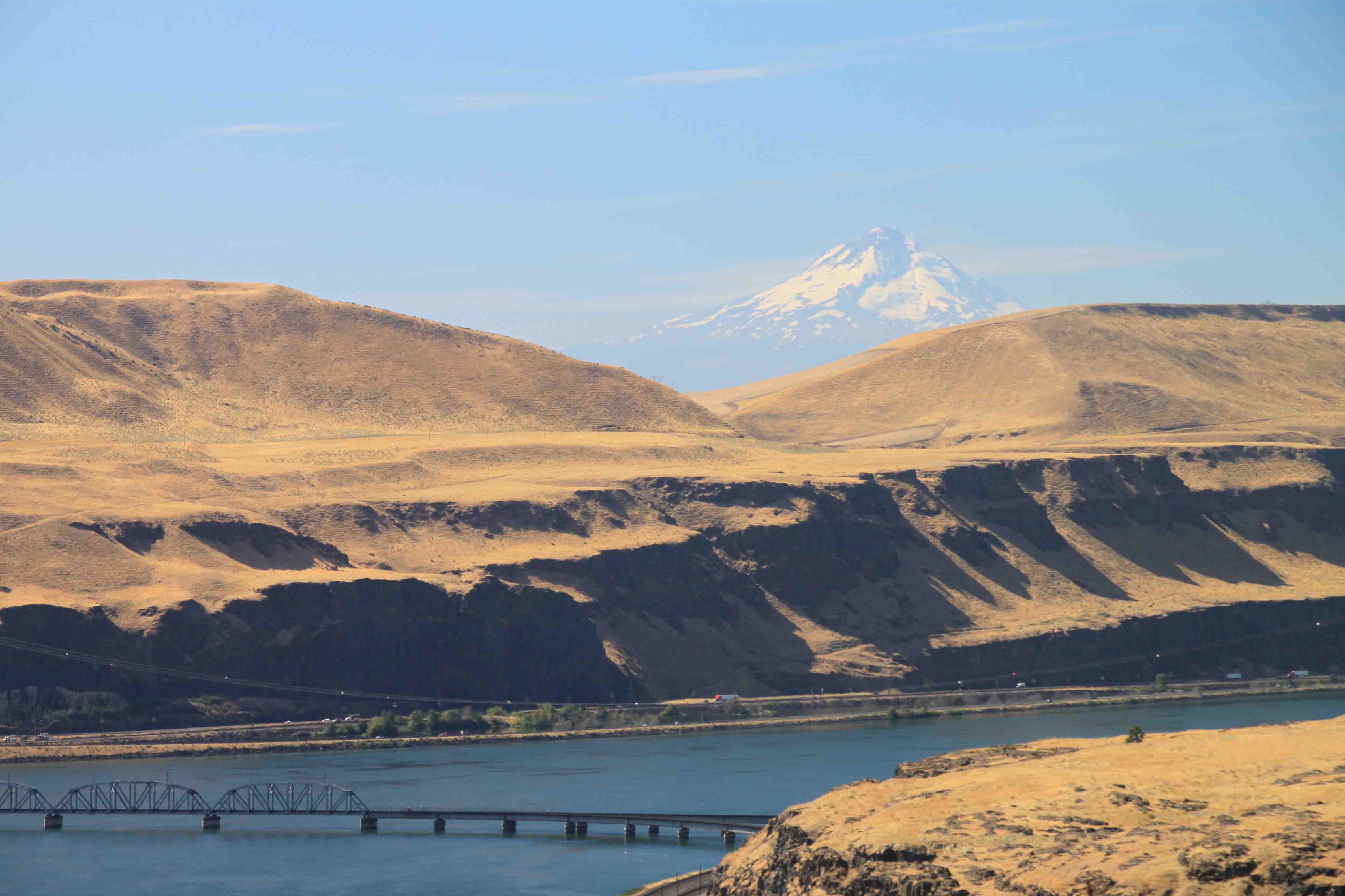 Day 279 Columbia River Road Part 2 And Mount Hood