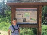 End of the trail for Erin, the beginning for us!