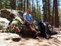 hiking lost creek wilderness