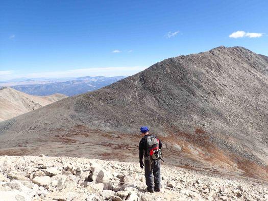 view of Mt. Shavano