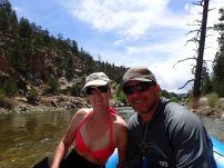rafting brown's canyon