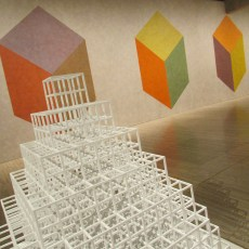 The works of Sol Lewitt