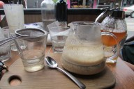 Deconstructed Chai at 95 Espresso Bar in St Kilda