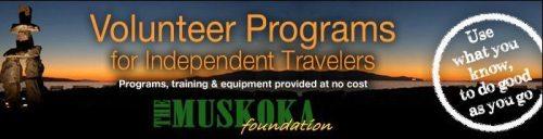 The Muskoka Foundation