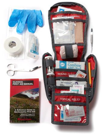 REI sells an inexpensive first aid kit
