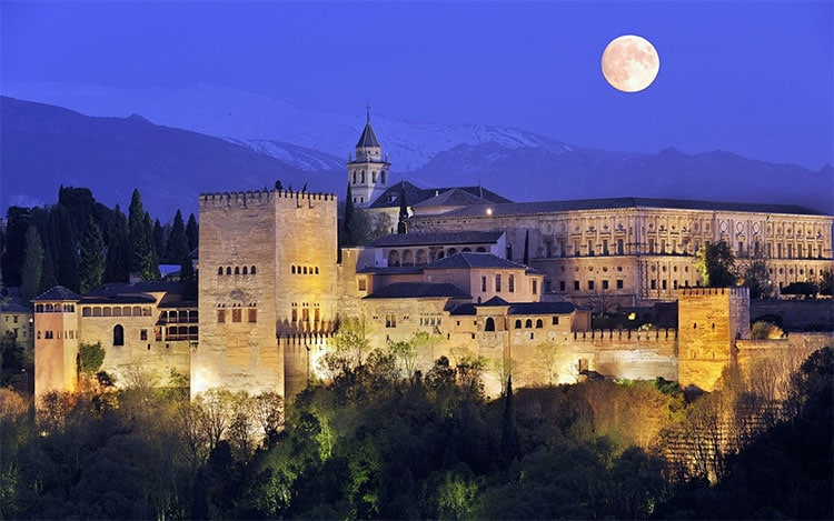 The Alhambra - photo by BrotherSoft