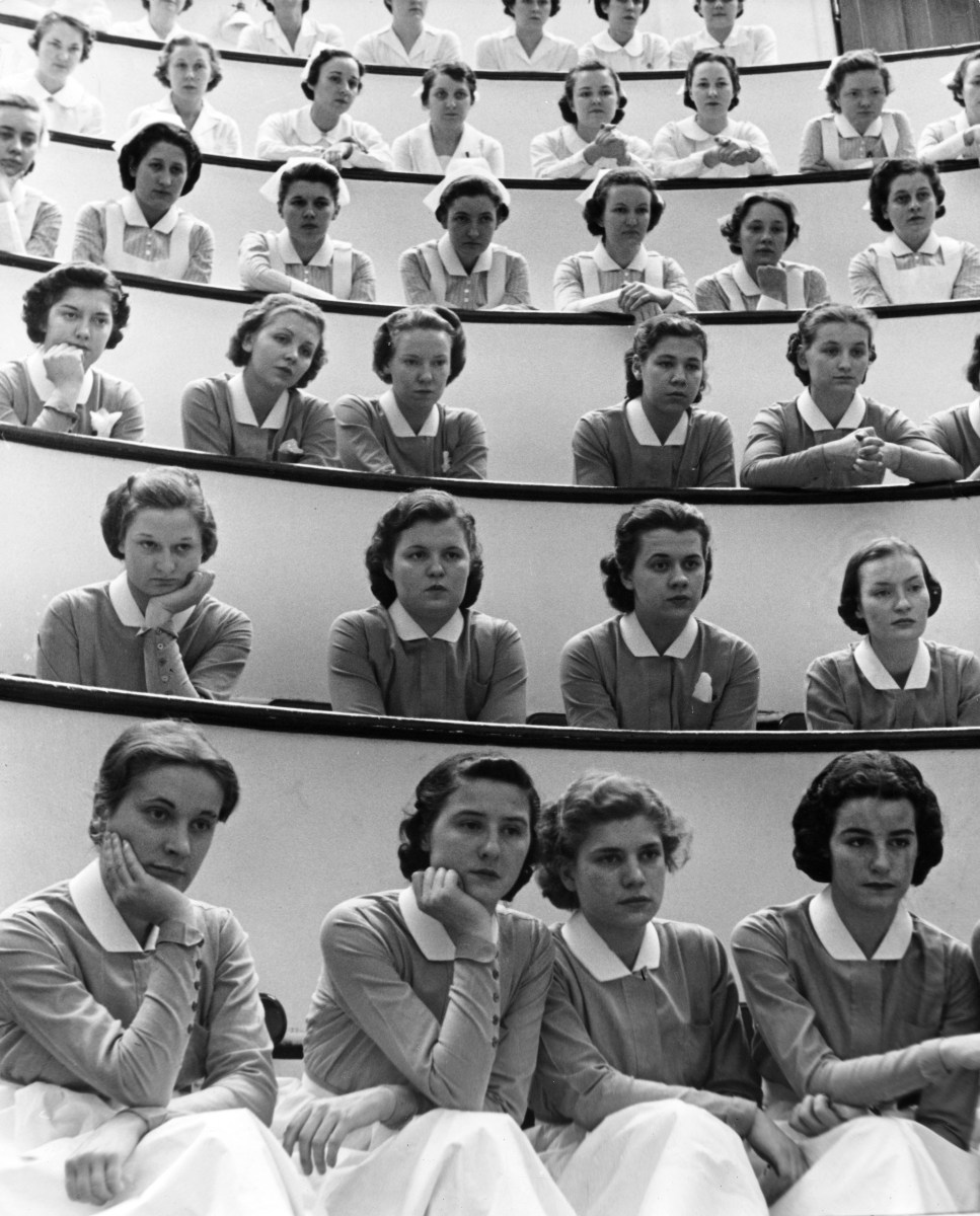 Celebrate National Nurses Week With a LIFE Cover Story on Nursing in the 1930s