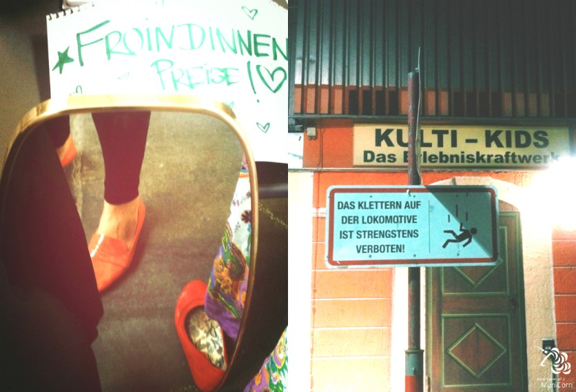 Freundinnen Preise at Kultfabrik
