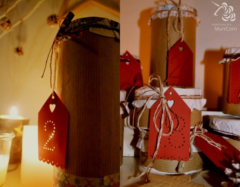 DIY Adventskalender 2014