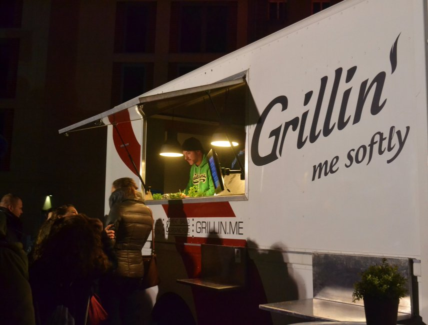 foodtruck grillin me softly