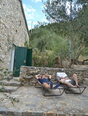 Chilled Airbnb Cottag Liguria