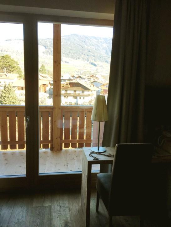 Ausblick Hotel zur Sonne Klausen