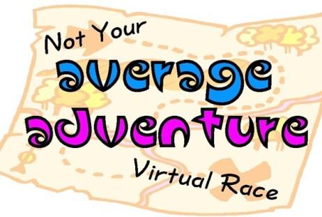 Average Adventure Virtual Race Logo