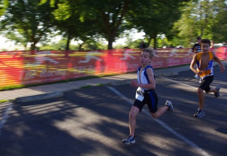 TRI for KIDS and TRI for REAL 100
