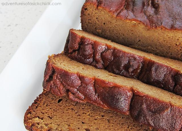 Paleo Banana Bread, Nut-Free