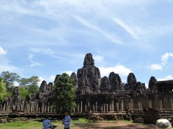 Bayon, the temple of faces