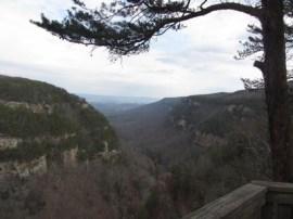 Cloudland Canyon State Park, Georgia