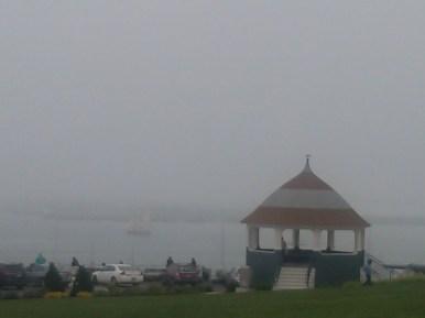 Foggy Bay, Portland, Maine
