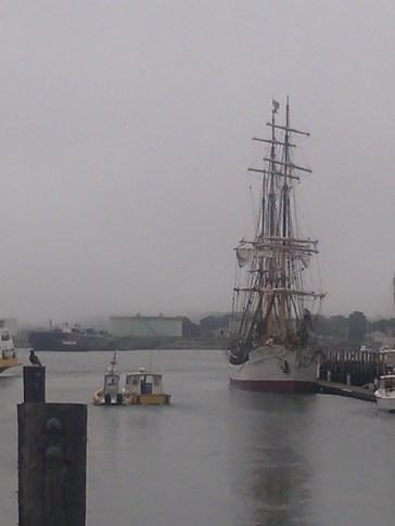 Tall Ship, Portland, Maine