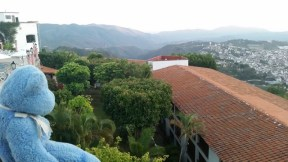 View from Montetaxco