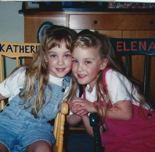 Kat and Elena