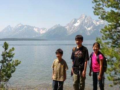 Lakeshore Trail, Grand Teton National Park