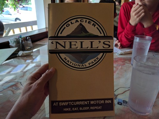 Nell's at Swiftcurrent Motor Inn