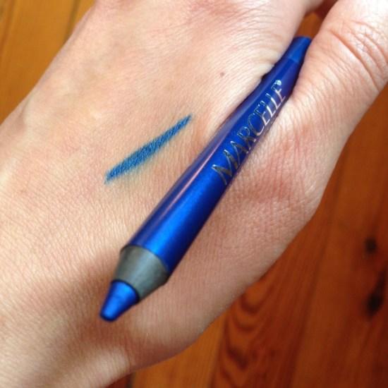 Marcelle Waterproof Eyeliner, Electric Blue swatch - Birchbox