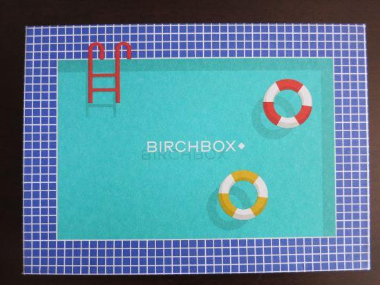 August 2015 Birchbox