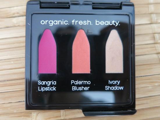 Au Naturale Mini Face Palette in Lively - Birchbox