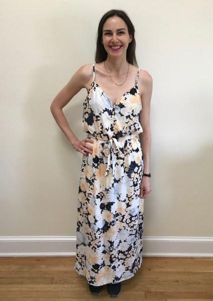 Q&A Portia Maxi Dress | Stitch Fix