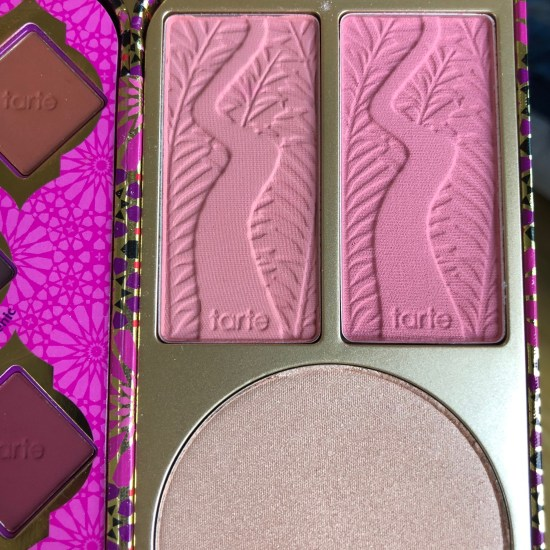 Tarte Limited-Edition Treasure Box Collector's Set Blush