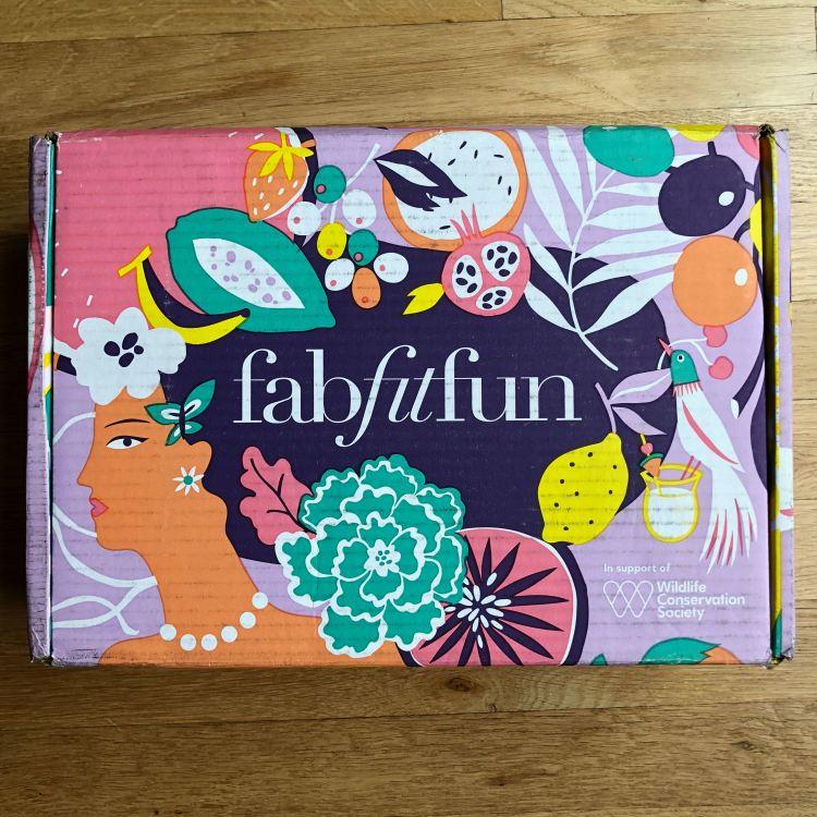 FabFitFun Summer 2018 Box