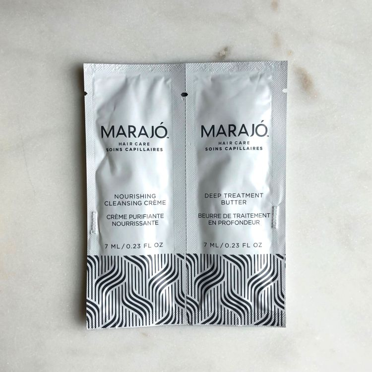 MARAJÓ Nourishing Cleansing Crème and Deep Treatment Butter | Play! by Sephora