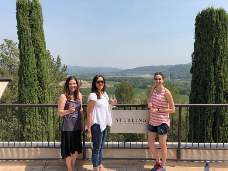 Sterling Vineyards | Napa Valley