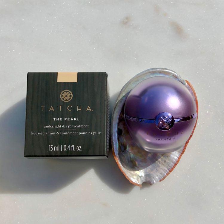 Tatcha The Pearl Underlight & Eye Treatment