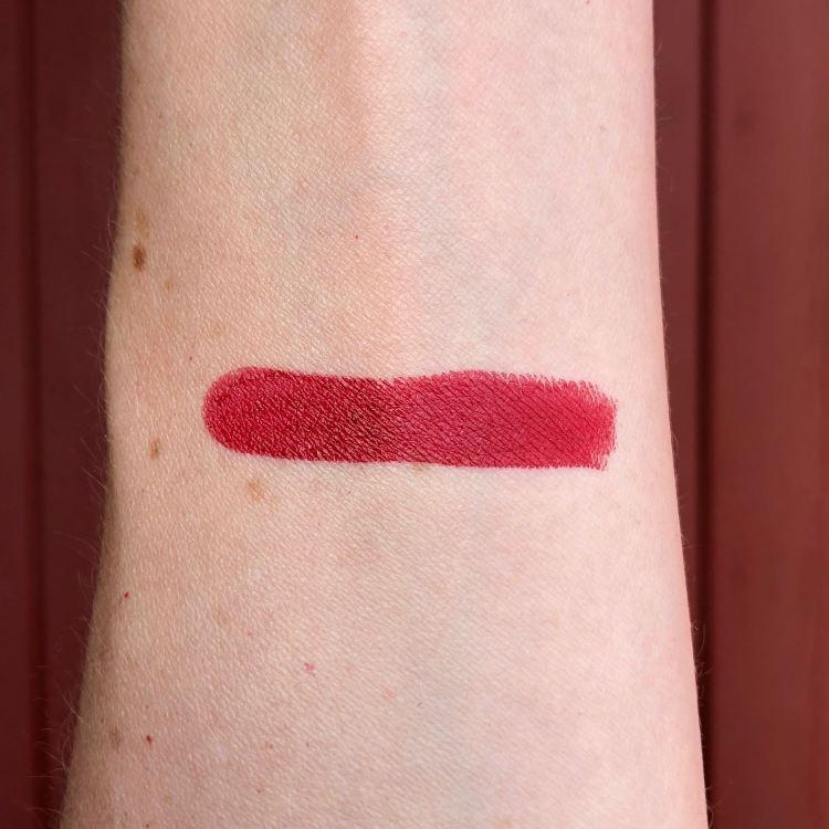 ColourPop Lux Lipstick in Liquid Courage swatch