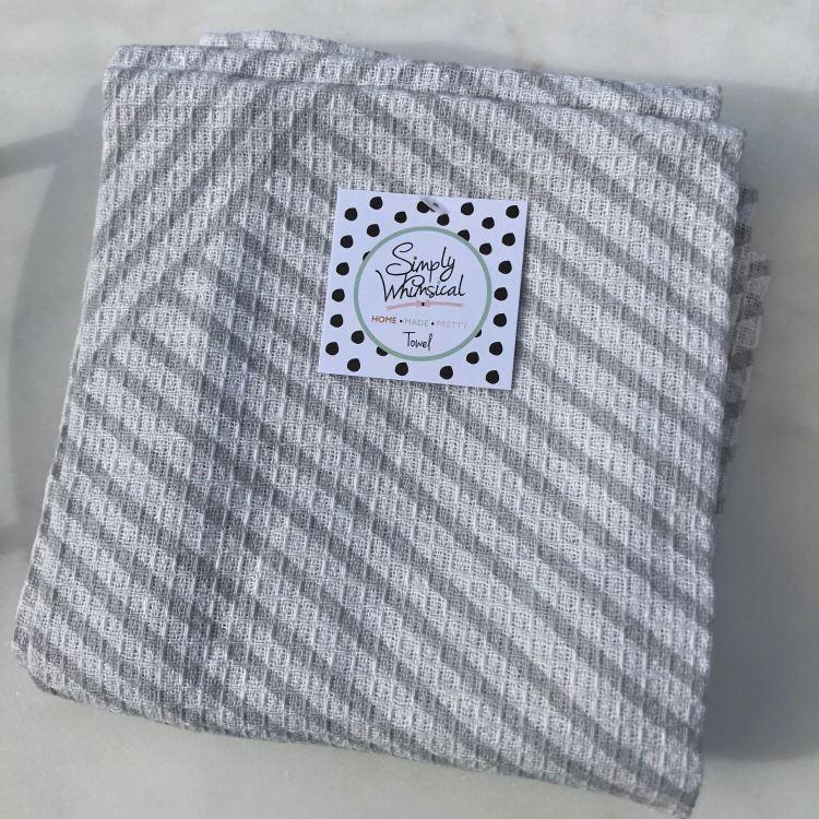 Simply Whimsical Tea Towel set | FabFitFun Fall 2018