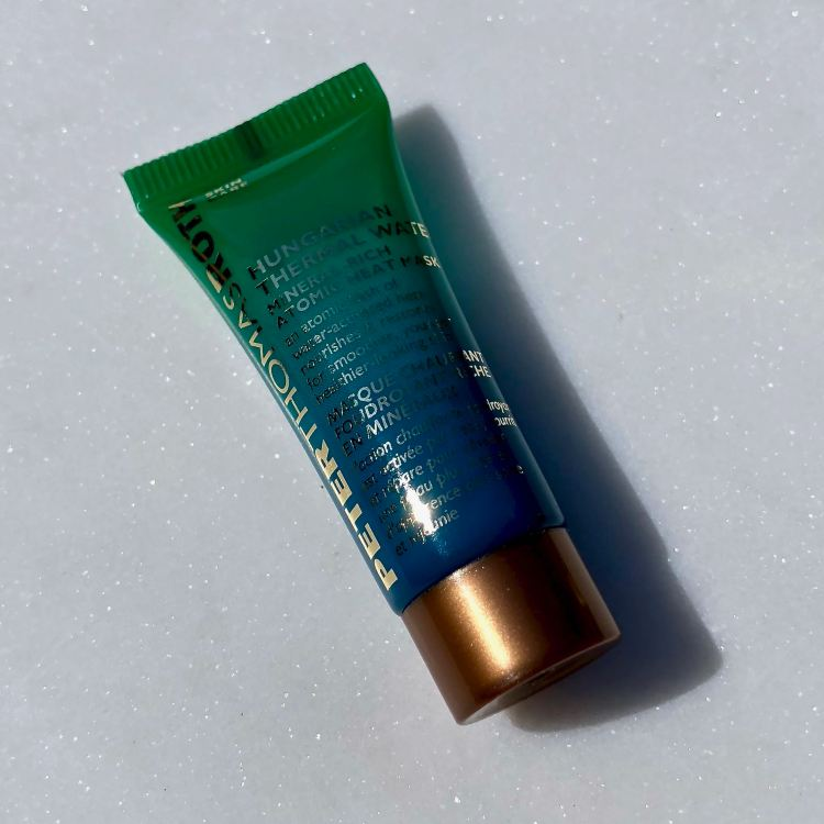 Peter Thomas Roth Hungarian Thermal Water Mineral-Rich Atomic Heat Mask | Play! by Sephora
