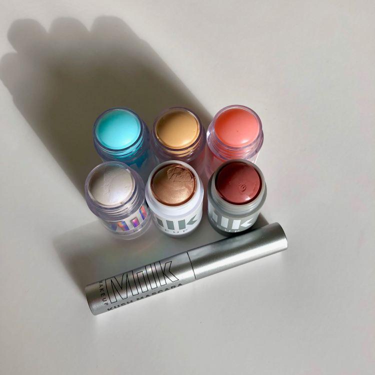 Milk Makeup Meet the Fam Bestselling Minis