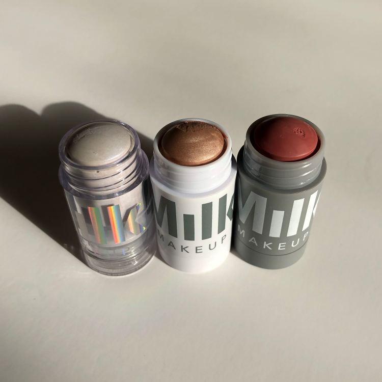Holographic Highlighter, Highlighter, Lip + Cheek